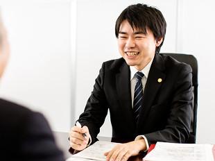 千葉支店長・千葉県弁護士会、羽藤英彰の写真