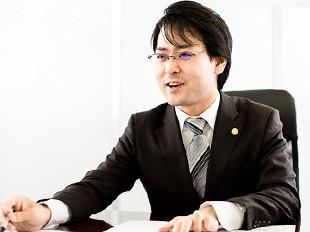 船橋支店長・千葉県弁護士会、林通嗣の写真