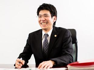 成田支店長・千葉県弁護士会、岡本真人の写真