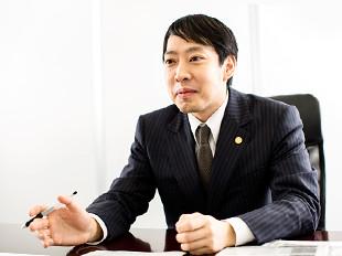 藤沢支店長・神奈川県弁護士会、田島宏峰の写真