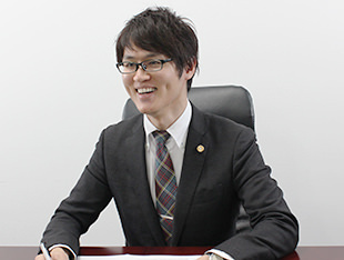 立川支店長・第二東京弁護士会、森川栄一の写真