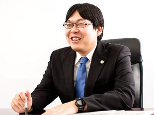 浦和支店長・埼玉弁護士会、福島晃太の写真