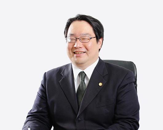 北千住支店長・第二東京弁護士会、澤田啓吾の写真