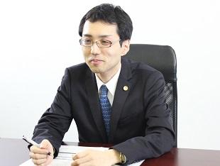 錦糸町支店長・第二東京弁護士会、田中一軌の写真