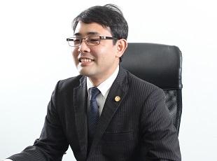 川越支店長・埼玉弁護士会、水野高徳の写真
