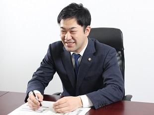 池袋支店長・第二東京弁護士会、松永翔の写真