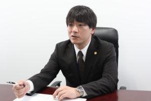熊谷支店長・埼玉弁護士会、岩佐一基の写真