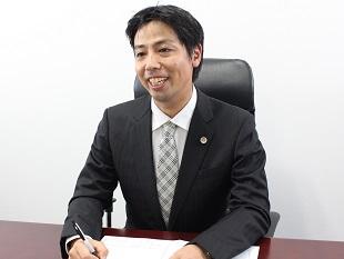 渋谷支店長・第二東京弁護士会、稲永泰士の写真