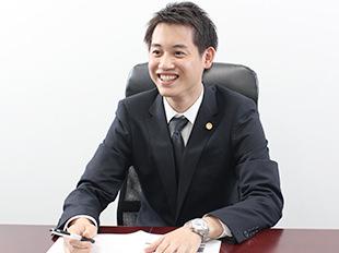 川口支店長・埼玉弁護士会、池長宏真の写真