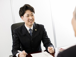 松戸支店長・千葉県弁護士会、山澤智昭の写真