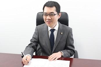 町田支店長・第二東京弁護士会、佐藤高宏の写真