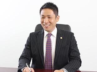 上野支店長・第二東京弁護士会、井阪康博の写真