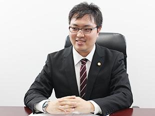 熊谷支店長・埼玉弁護士会、大谷健太の写真