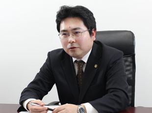西船橋支店長・千葉県弁護士会所属、小野寺豊希の写真